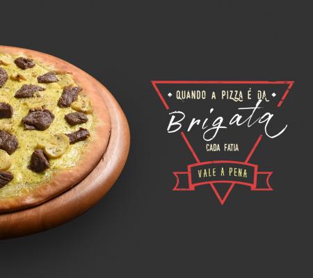 Anúncio Brigata Pizzaria