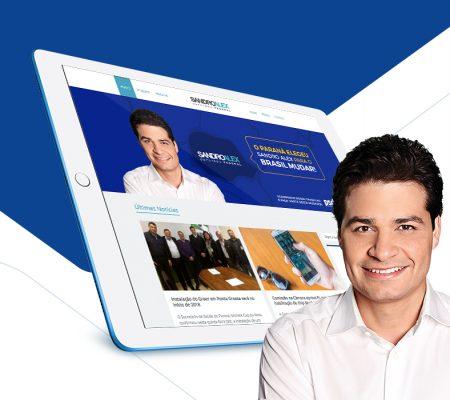 Website Sandro Alex