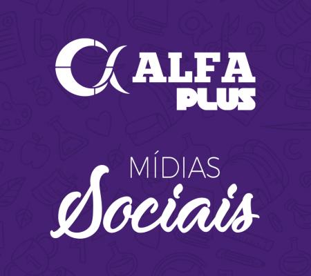 Mídias Sociais - Alfa Plus