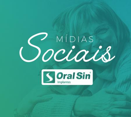 Mídias Sociais - OralSin