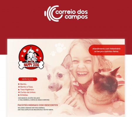 Banners - Correio dos Campos